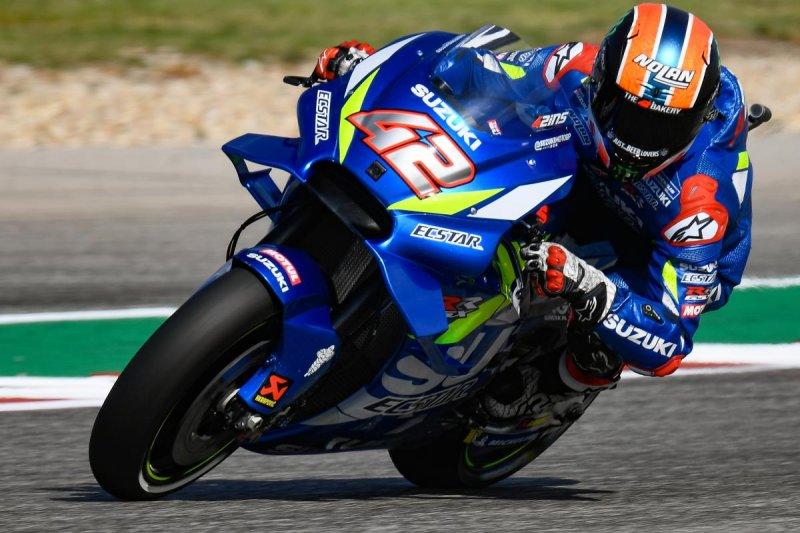Kejutan Tim Suzuki yang ditunggu di MotoGP