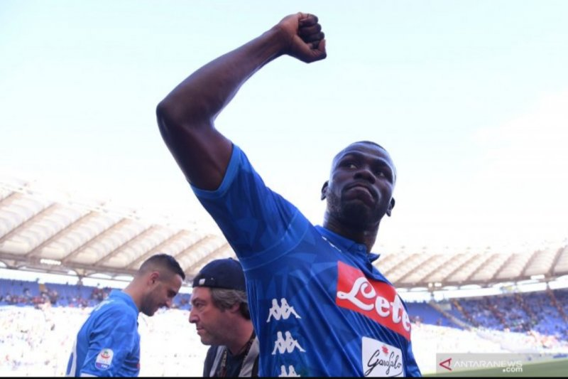 Ketertarikan Manchester City datangkan Koulibaly