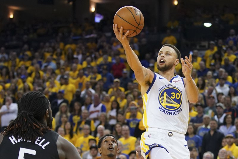 State Warriors pegang keunggulan 3-1 usai menang lagi di markas Clippers