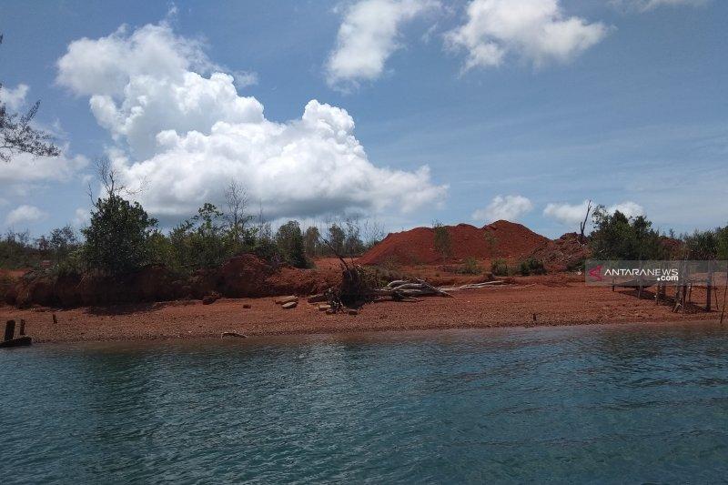 Aktivitas tambang bauksit di Bintan berhenti (video)