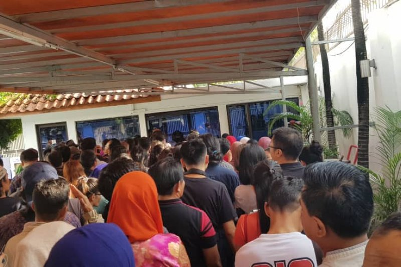Begini Suasana Pencoblosan Tiga TPS di Kuala Lumpur