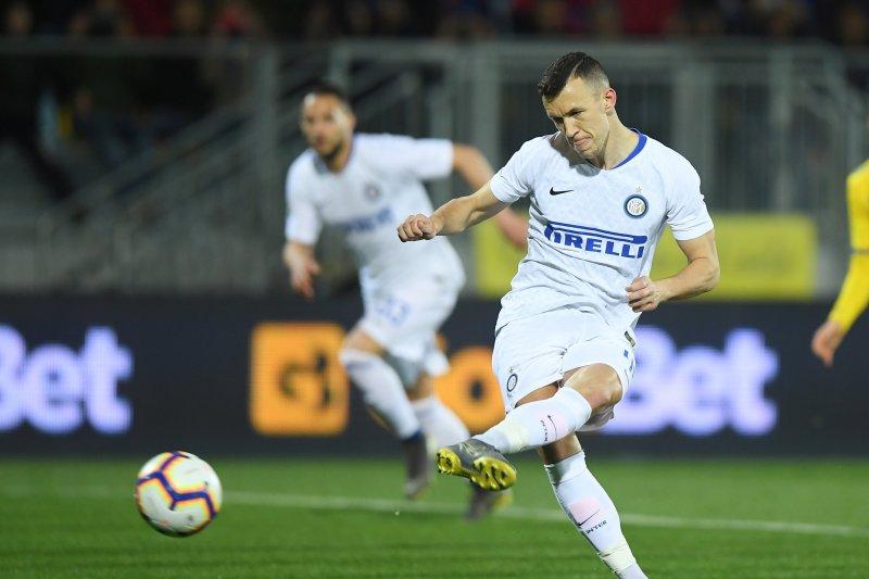 Inter Milan bawa pulang tiga poin dari markas Frosinone