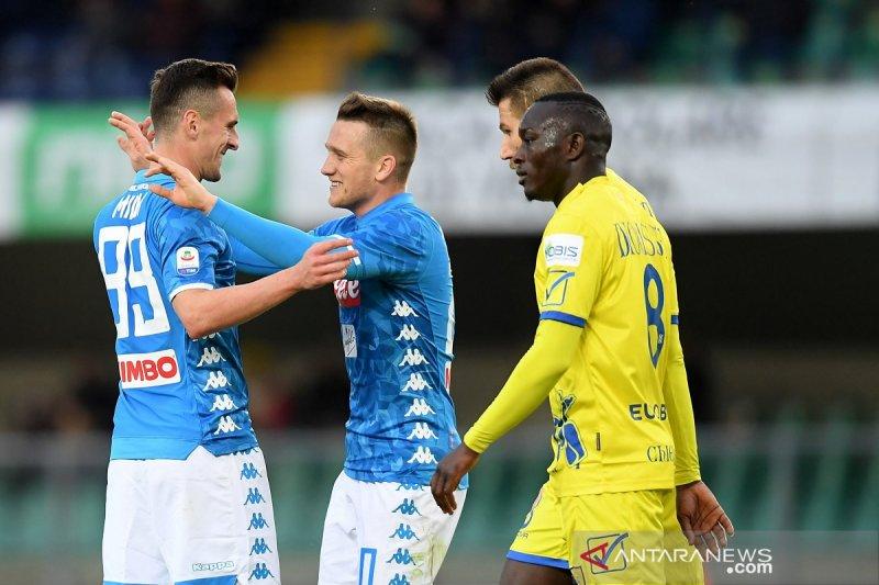 Chievo meluncur ke Serie B