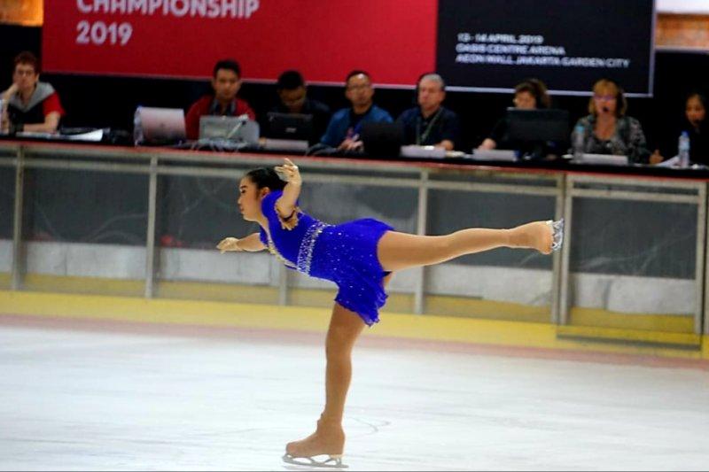 Ice Skating fokus siapkan atlet demi emas SEA Games 2019