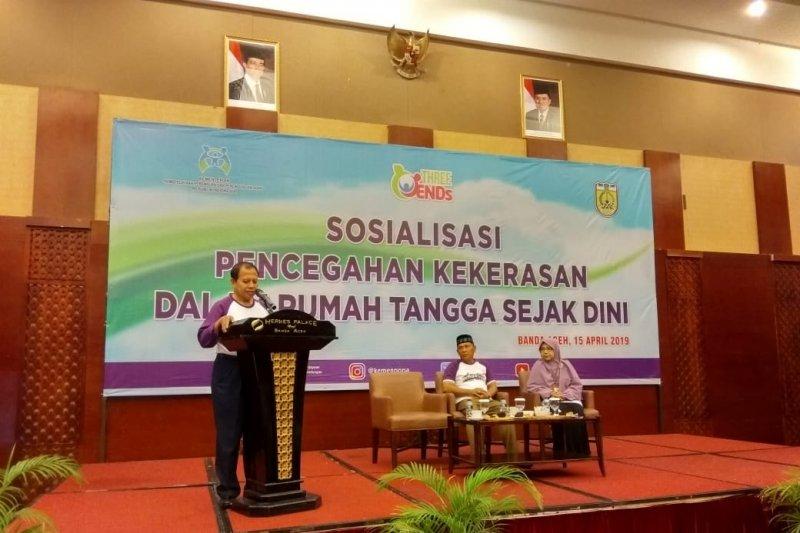 Kementerian PPPA: KDRT di Aceh kian mengkhawatirkan