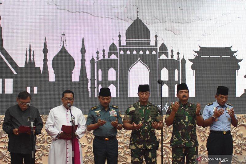 Perayaan demokrasi Indonesia tanpa sejarah kelam
