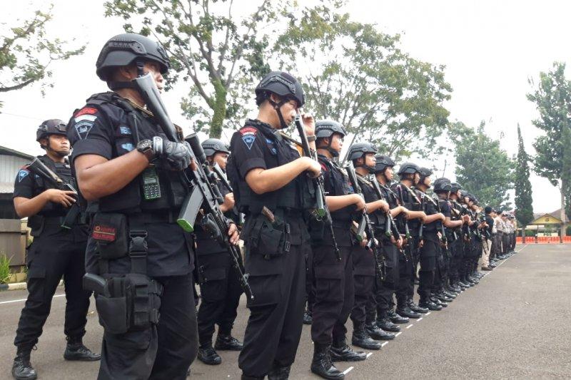 Pasukan khusus siap amankan Pemilu di Garut
