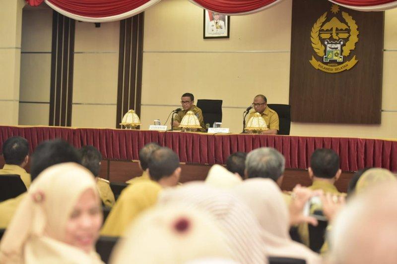 Pemprov  Sulsel Umumkan 14 nama calon Penjabat Wali Kota Makassar