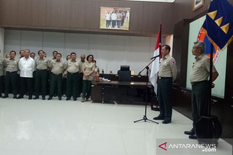 BNPB-Polres Jakarta Pusat tangkap penipu proyek pengadaan tenda BNPB
