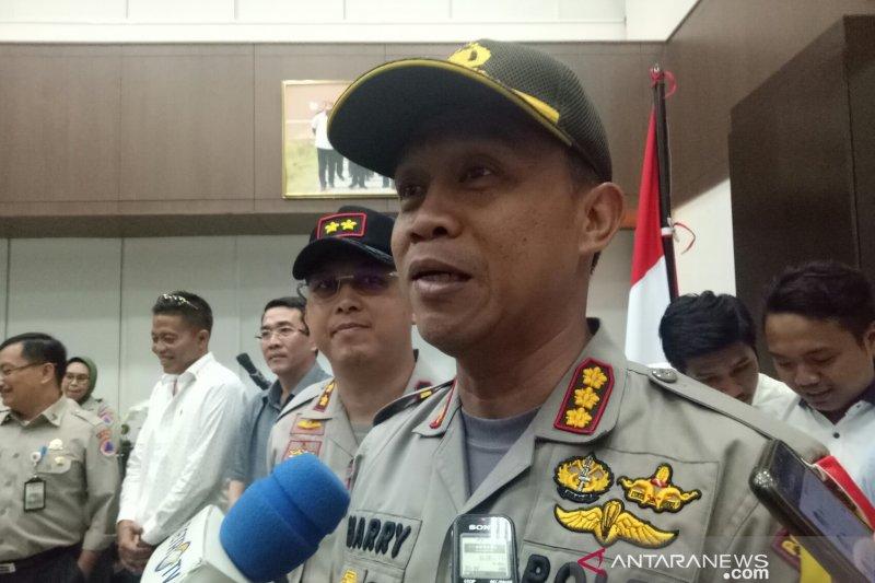 Amankan Reuni 212, polisi turunkan 9000 personel