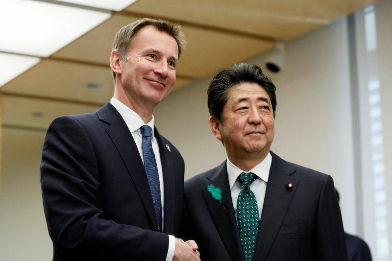 Menlu Inggris kepada PM Jepang: kami hindari Brexit tanpa kesepakatan