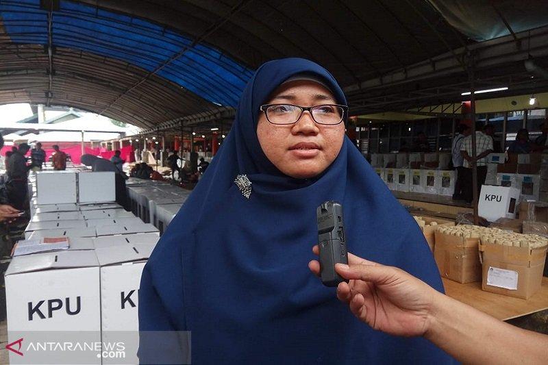 Komisioner KPU Medan kerja 24 jam untuk kejar target