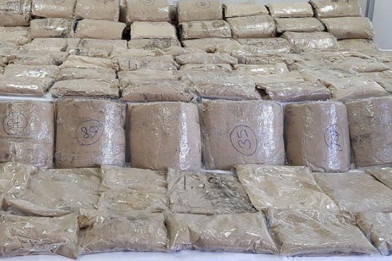 Pasukan Turki sita lima ton mariyuana bubuk