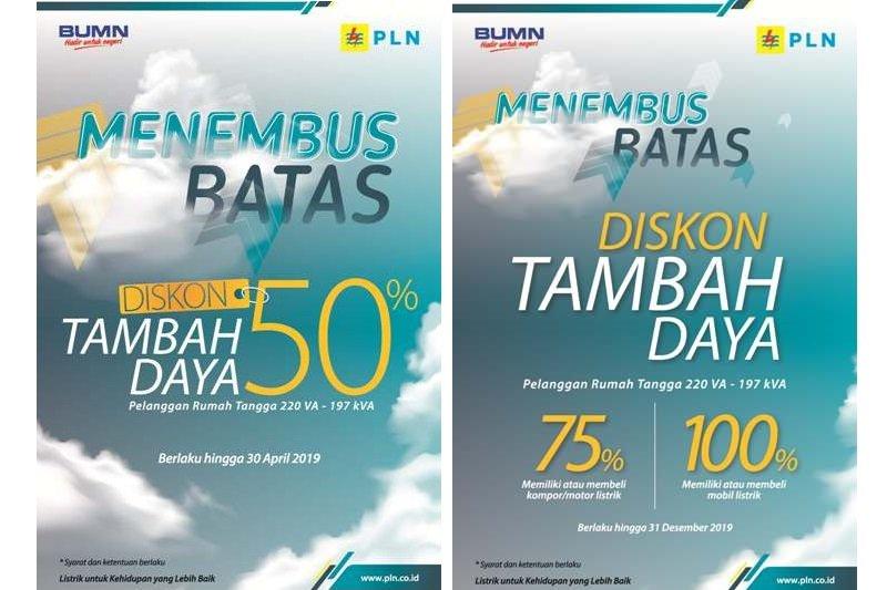Sambut Ramadhan, PLN berikan diskon untuk tambah daya