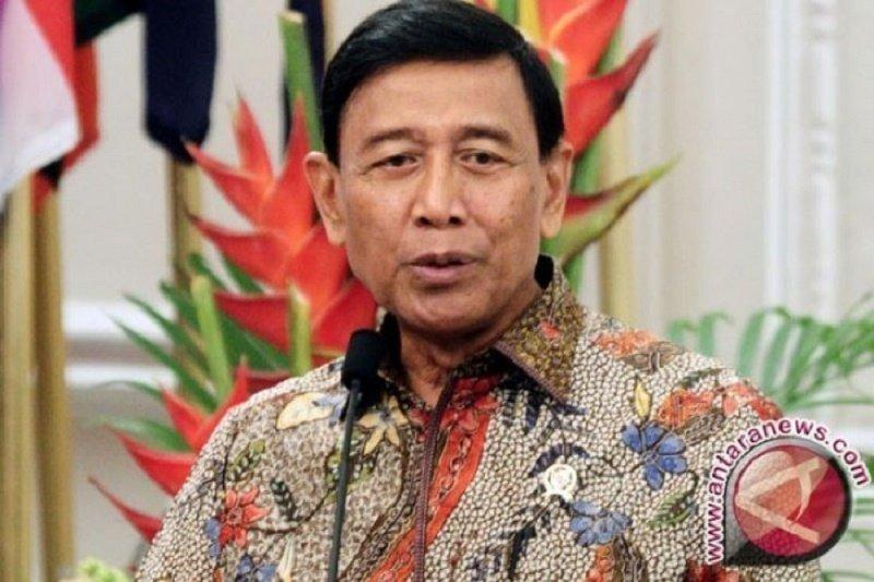 Menkopolhukam Wiranto jamin keamanan pelaksanaan pemilu 2019