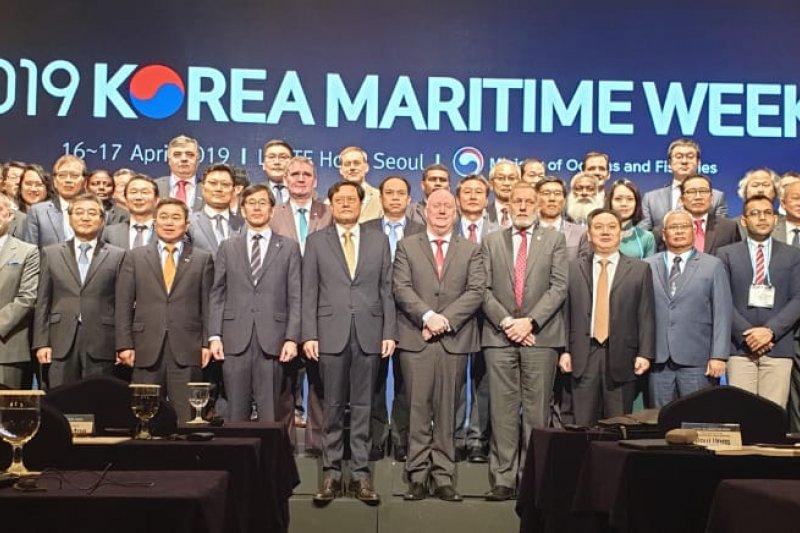 Isu sampah plastik dibahas dalam Korea Maritime Week