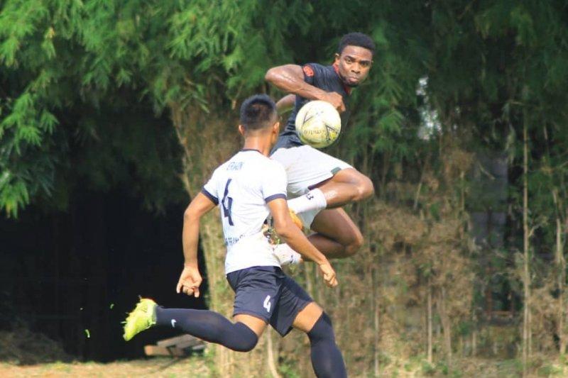 Pemain naturalisasi PS Tira-Persikabo siapkan pilihan untuk pemilu
