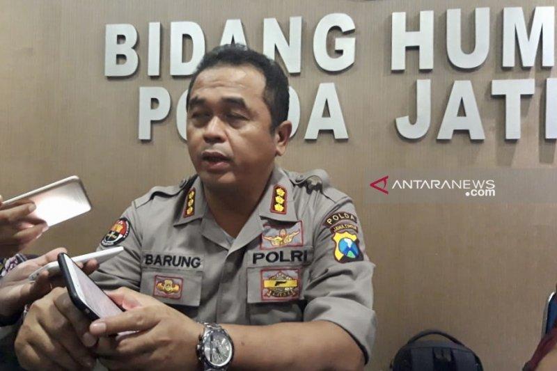 Polda Jatim lakukan dua penangkapan dugaan politik uang