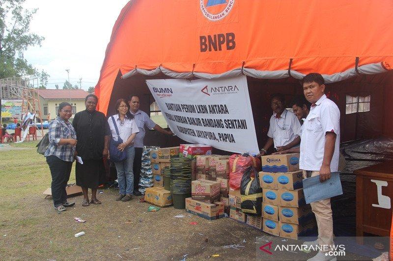 BNPB bantu pulihkan sosial ekonomi warga Sentani pascabanjir