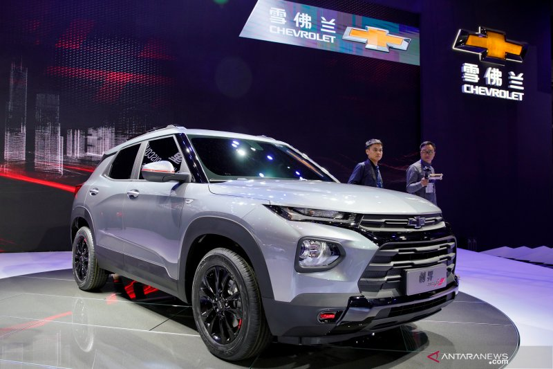 Desainer Brasil menyulap Chevrolet Trailblazer jadi pikap