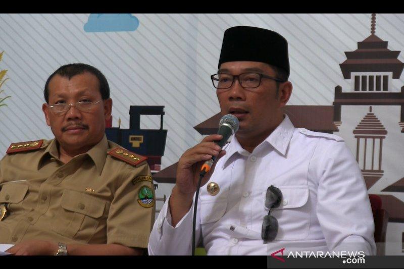 Bukan di Gedung Pakuan, Ridwan Kamil akan nyoblos di TPS ini