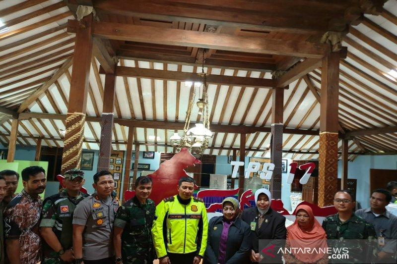 Kapolda DIY memantau TPS di Gunung Kidul