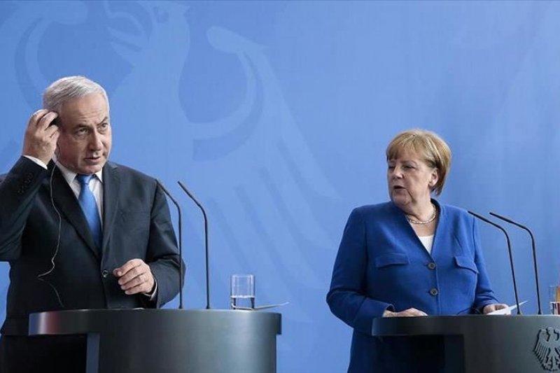 Langgar penyelesaian dua negara, rencana permukiman Israel