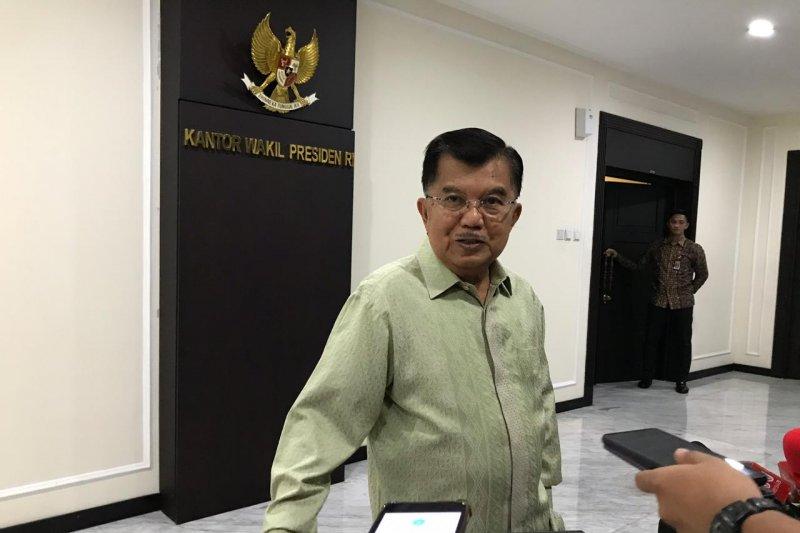 Wapres sebut perbedaan pilihan politik tidak akan memecah belah Indonesia