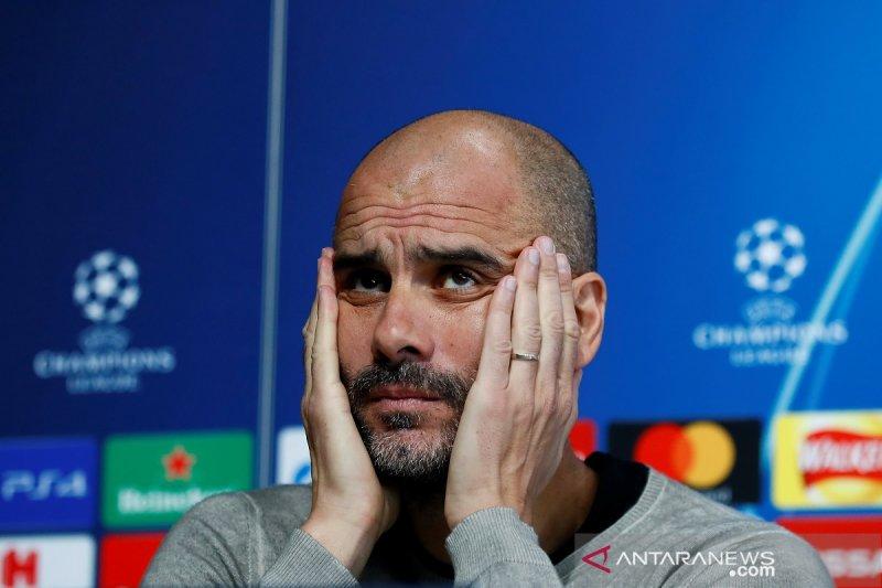 Walau City tersingkir di Liga Champions, Guardiola tetap berbesar hati