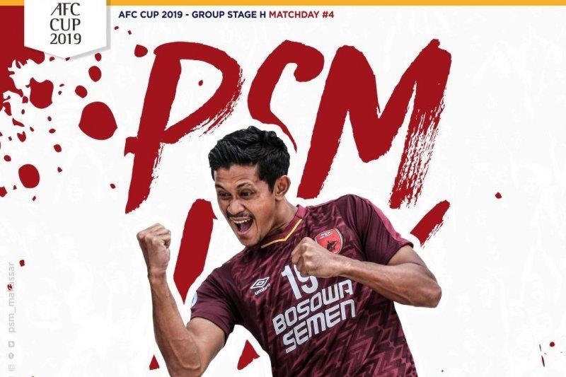 PSM Makassar tekuk Kaya FC-Ilolilo 2-0 babak pertama