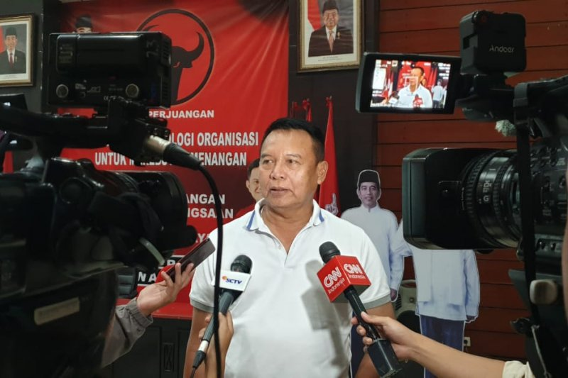 TB Hasanuddin optimistis kemenangan PDI Perjuangan melebihi target