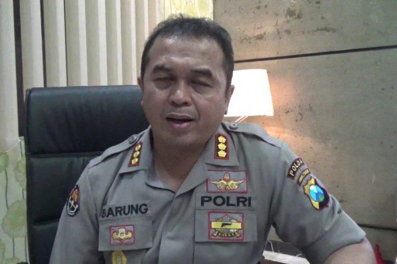 Polda: berita pemukulan KPPS Blitar dibesar-besarkan