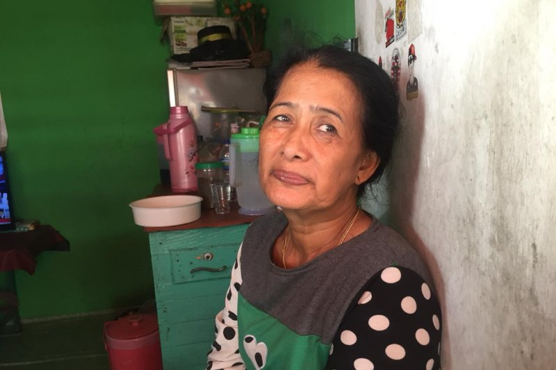 Lihat Jokowi-Ma'ruf Rajai Hitung Cepat, Warga Kampung Aquarium Lemas