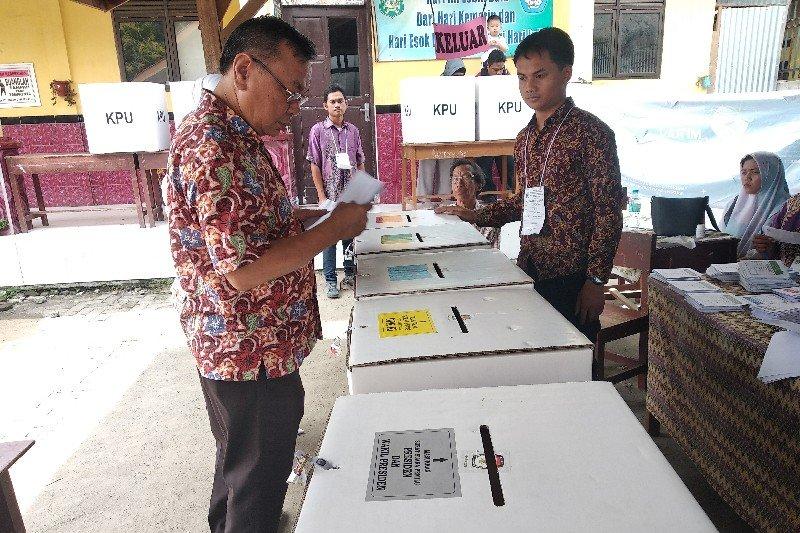 Hasrul : Pemilu dengan sistem