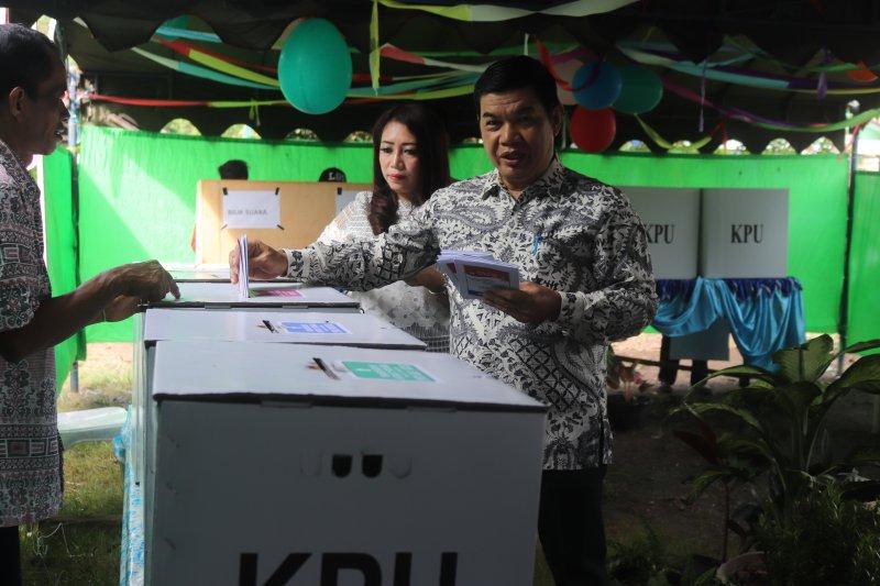 Sosialisasi pemilu 2019 di Barito Timur sudah maksimal, kata Bupati