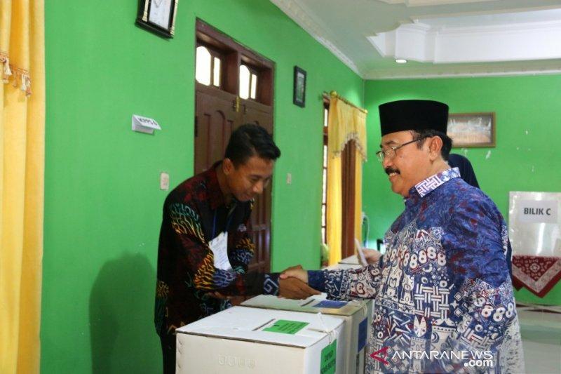 Prabowo-Sandiaga menang di TPS Wakil Bupati Kulon Progo