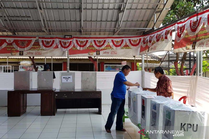 837 penghuni Lapas Kedungpane Semarang tak bisa gunakan hak pilih