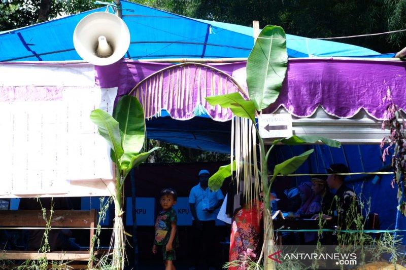Permintaan jasa sewa  tenda untuk pesta di Palembang meningkat