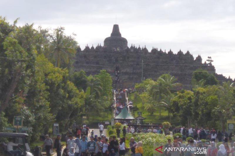 BKB: Pelestarian Borobudur butuh dukungan lingkungan-masyarakat