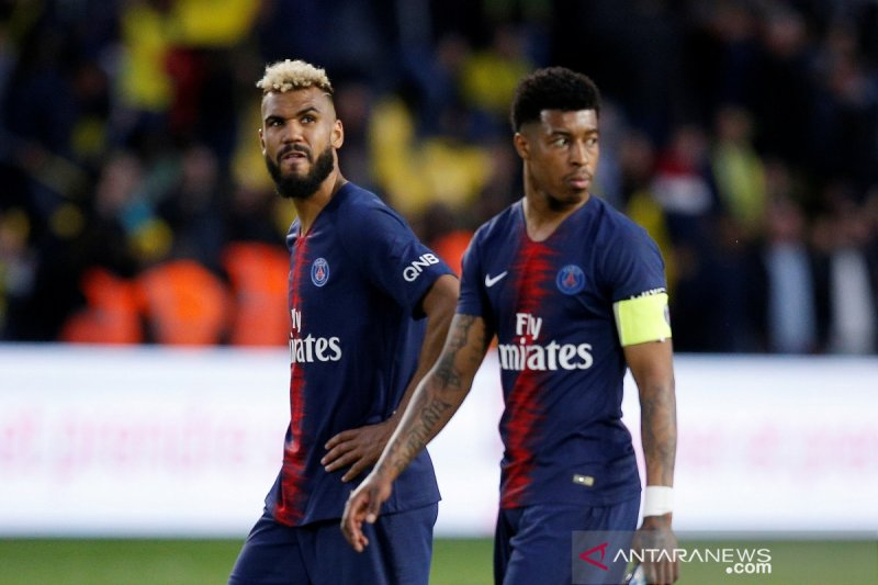 PSG kalah 2-3 atas Nantes, gelar juara PSG