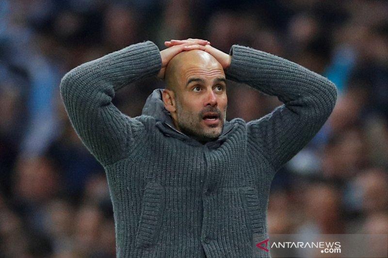 Pep Guardiola: ini sadis, tapi harus kami terima