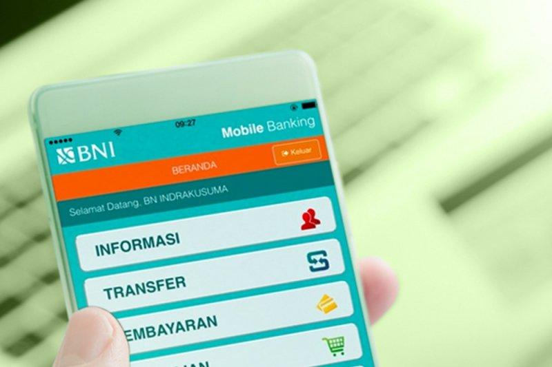 Selama COVID-19, transaksi mobile banking BNI Syariah melonjak