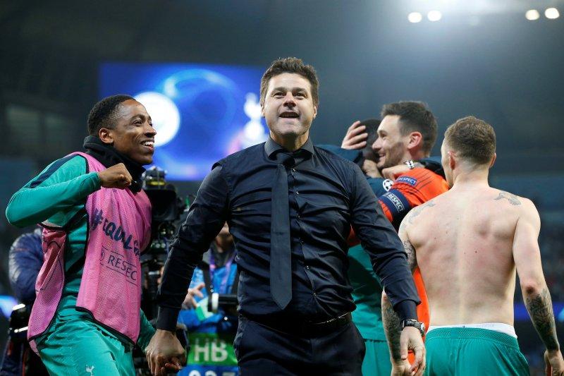 Alasan Pochettino bertahan di Tottenham Hotspur