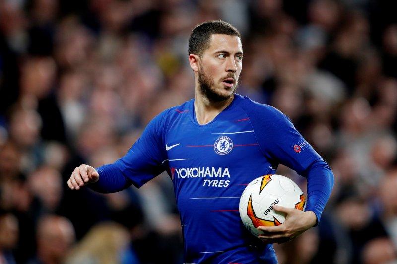 Tinggal hitung hari Hazard pindah ke Madrid