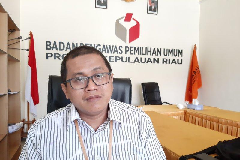 Bawaslu Kepri kawal penghitungan suara di kecamatan