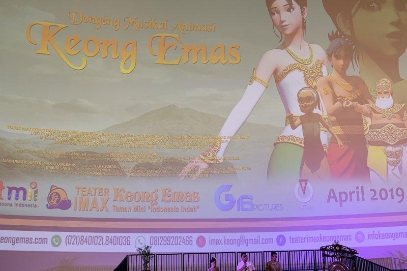 Keong Emas ajak animator milenial angkat legenda rakyat dalam film
