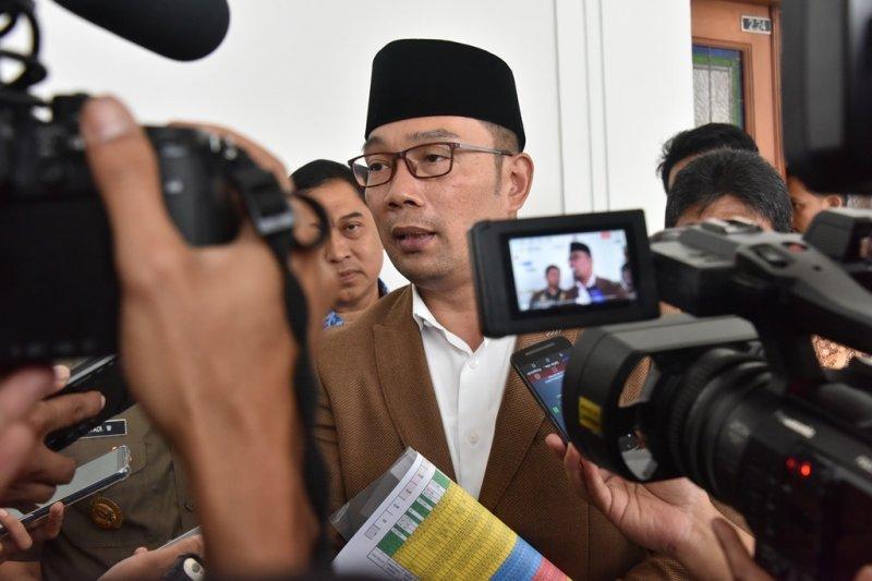 Ridwan Kamil akan kumpulkan keluarga petugas KPPS meninggal