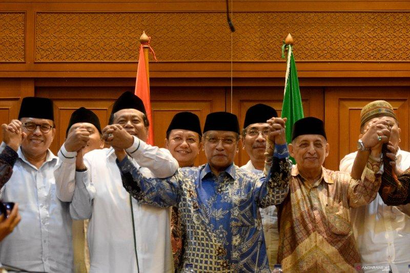Seruan bersama PBNU dan Ormas Islam