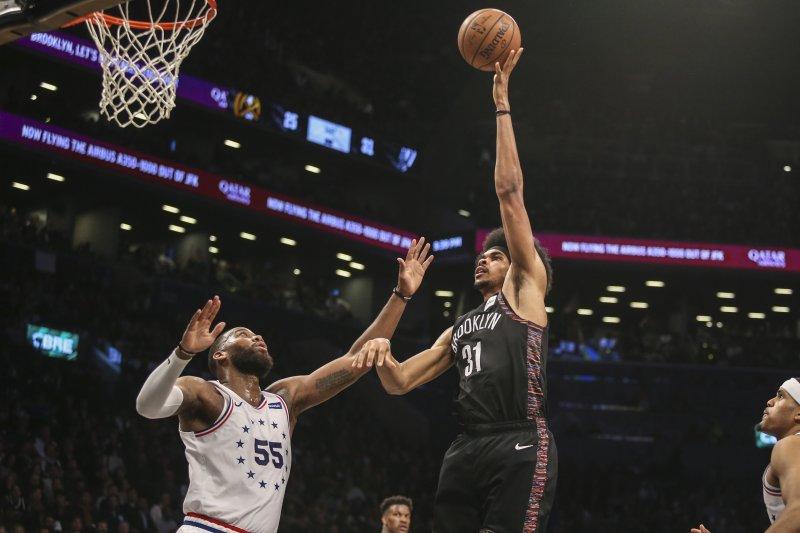 Sixers perbesar keunggulan 3-1 atas Brooklyn Nets