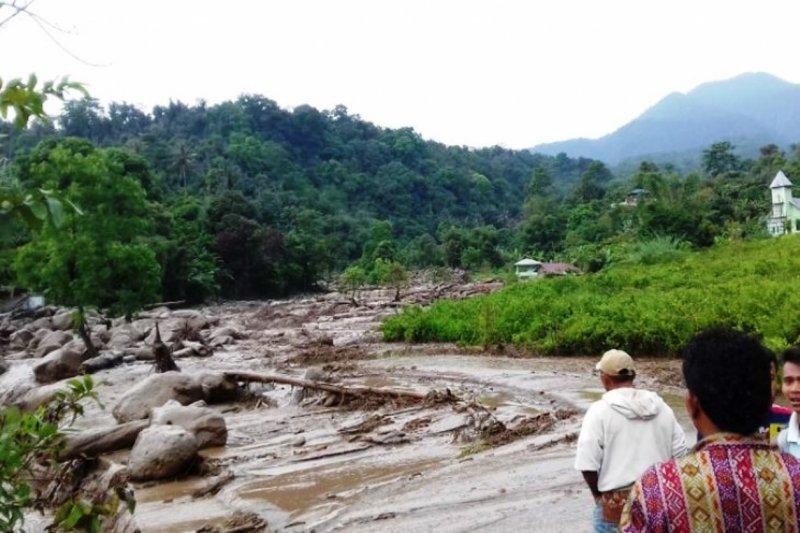 Deli Serdang dilanda banjir bandang